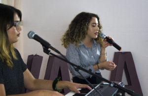 Kristina Marina livestreamed from Devata Active studios