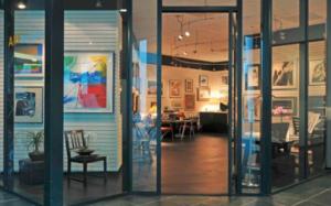 Diana's Finds art gallery irvine bistango